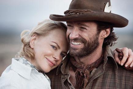Australia - Nicole Kidman et Hugh Jackman