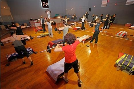 24h fitness orl ans un centre de remise en forme complet. Black Bedroom Furniture Sets. Home Design Ideas