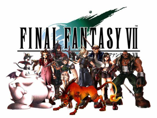 Final Fantasy VII !