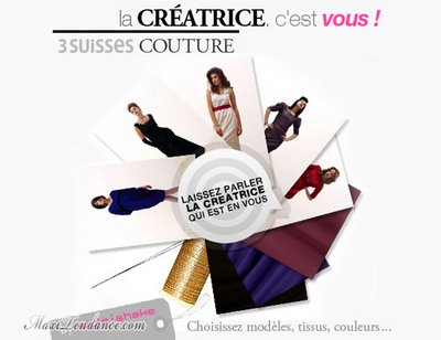3suisses couture