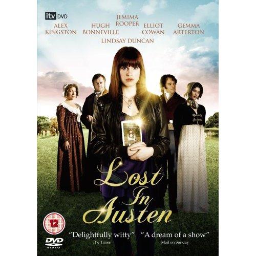affiche Lost in Austen