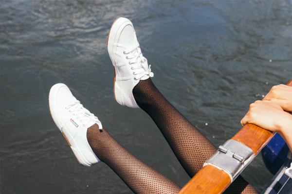 Adidas collant