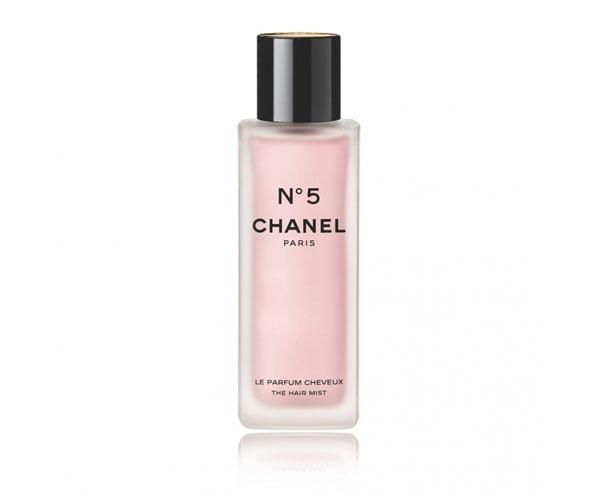 Chanel Numéro 5 cheveux