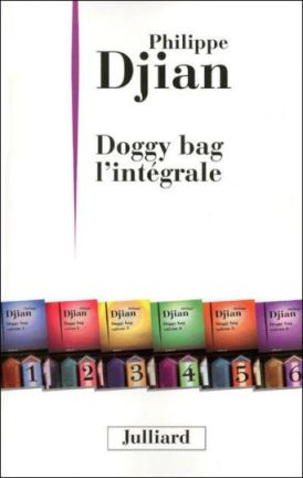 Doggy bag de Philippe Djian