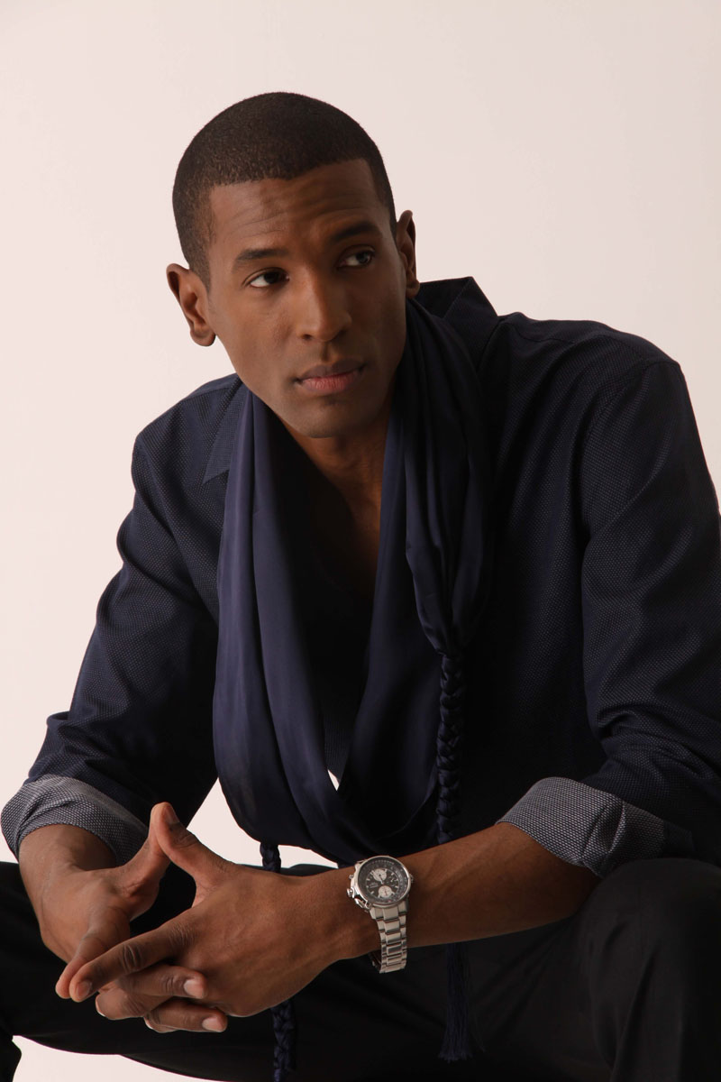 Thierry Cham portrait