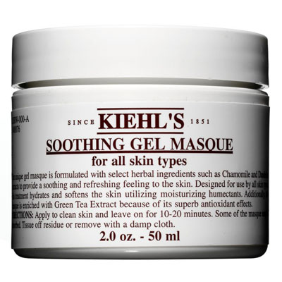 Kielhls-Soothing-Gel-Masque