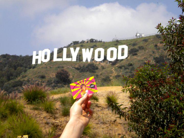 Lokaîsation d'Hollywood