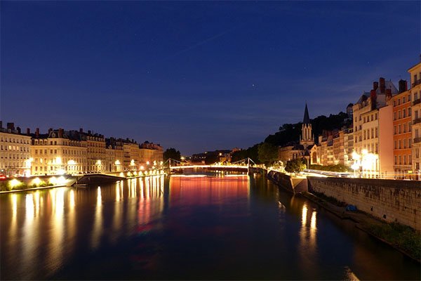Lyon Saint Georges