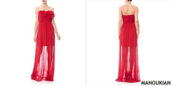 Collection robe de soiree alain manoukian