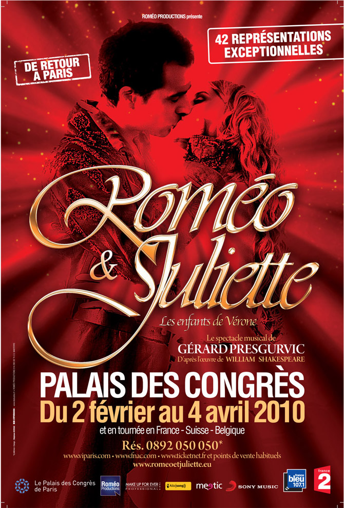 Roméo et Juliette De Retour Sur Scène