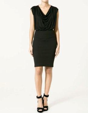 Robe classique Zara