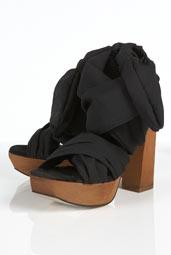 Sandales plateforme à lanières Topshop modèle LOVER