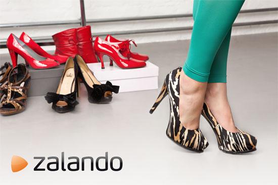Zalando chaussures femme