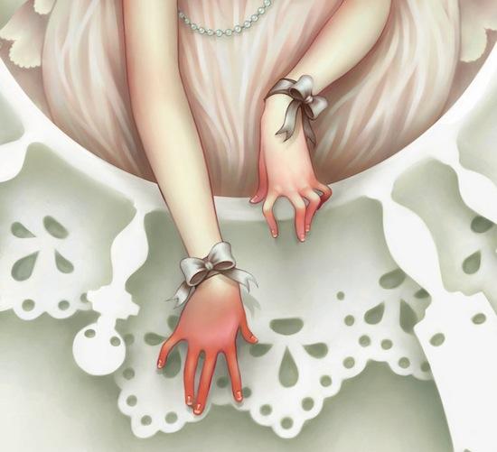 Alice travers le miroir basculez dans l 39 univers des for Balthus alice dans le miroir