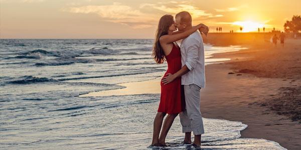 Amour et vacances