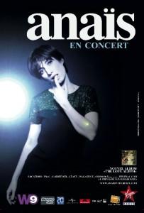 Anaïs en concert !
