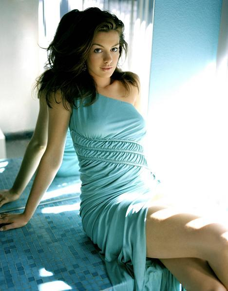 anne-hathaway actrice