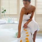 bain détente relaxation