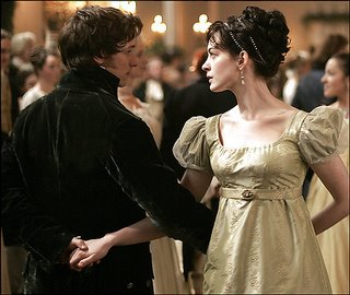 jeunesse de Jane Austen