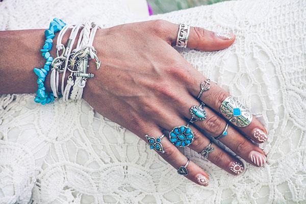 Bijoux originaux qui s'adaptent