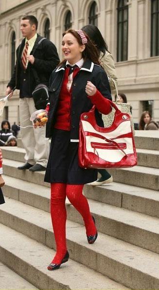 Blair Waldorf Glossip girl