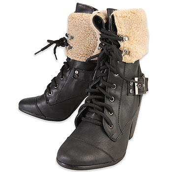 boots-fourrees-lacees-kiabi