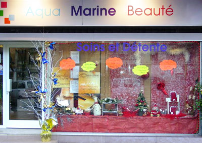 institut de beauté aquamarine