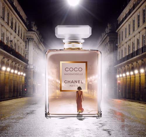 Publicité Keira Knightley Chanel
