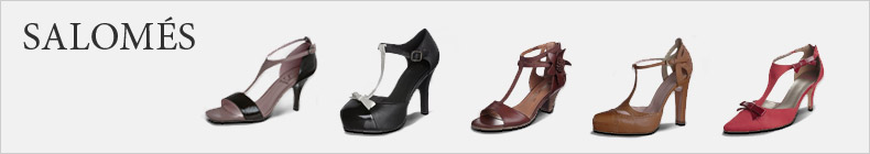 chaussures-Salomes