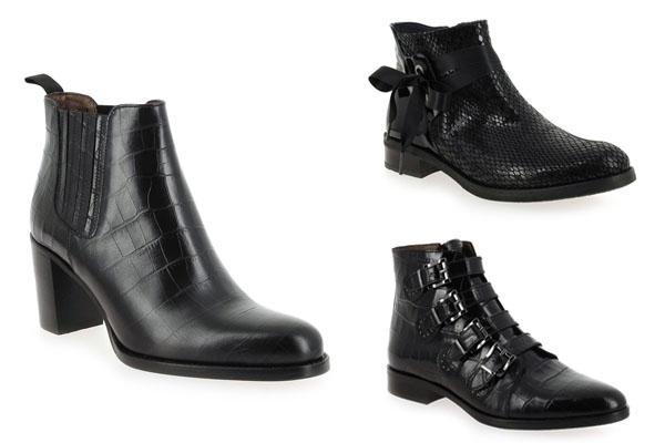 Chaussures croco python