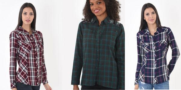chemise-carreaux-bucheron-femme