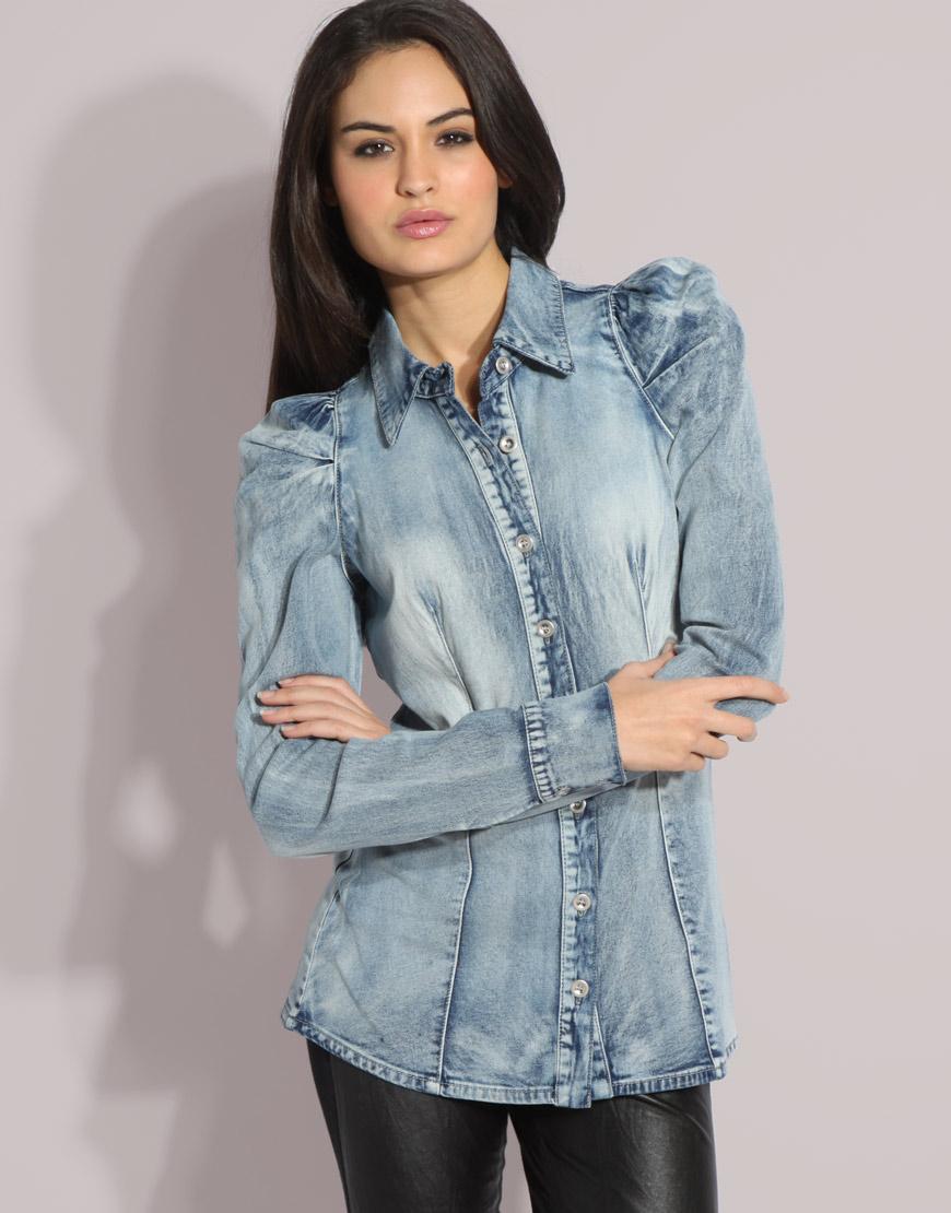 chemise-jeans-asos-epaules