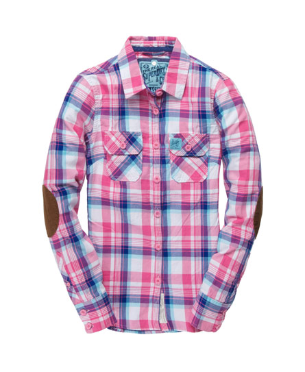 chemise-superdry-carreaux-country