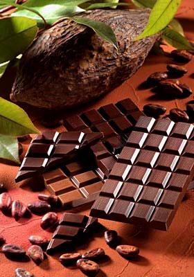 chocolat presentation