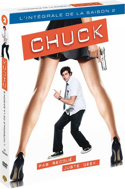 chuck-saison-2-dvd
