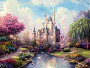 château conte de fées