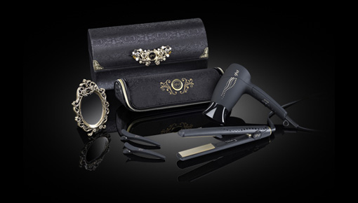 coffret ghd deluxe midnight collection