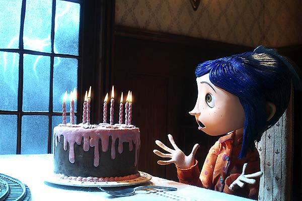 Film animation Coraline