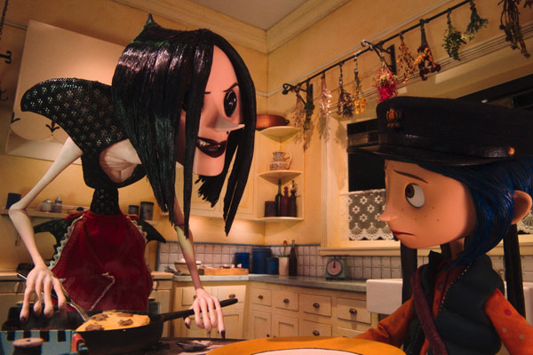 Cinema animation Coraline