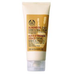 crème mains et ongles The Body Shop