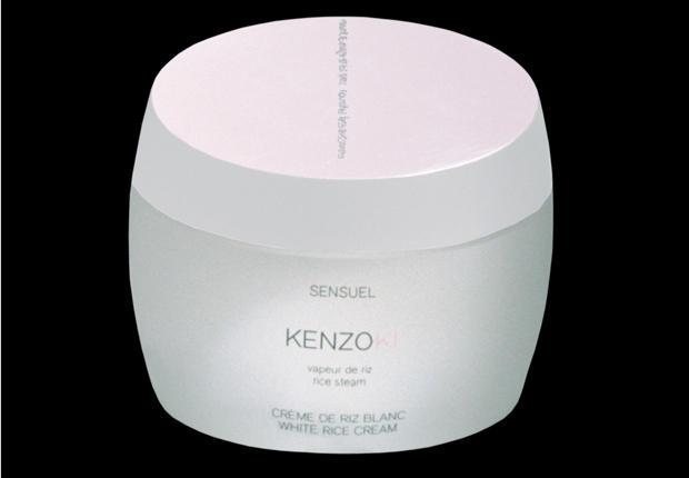 crème KenzoKi, crème de riz de Kenzo