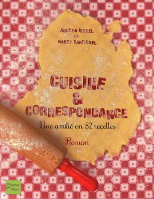 cuisine et correspondance-livre