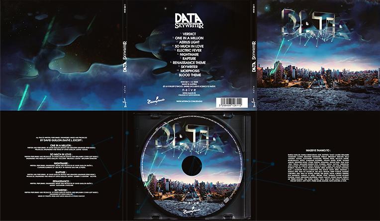 Skywriter pochette cd