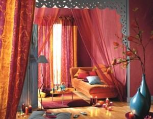 Avis peinture d co les ramadanettes forum grossesse b b for Decoration orientale salon