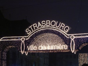Strasbourg capitale