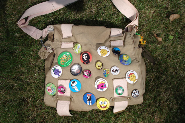 mon sac perso badgé
