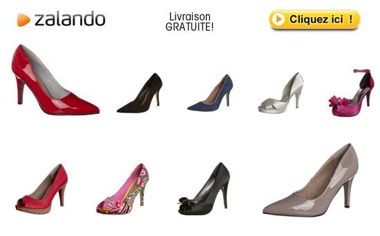 Zalando, un site de chaussures et prêt,à,porter pour toute