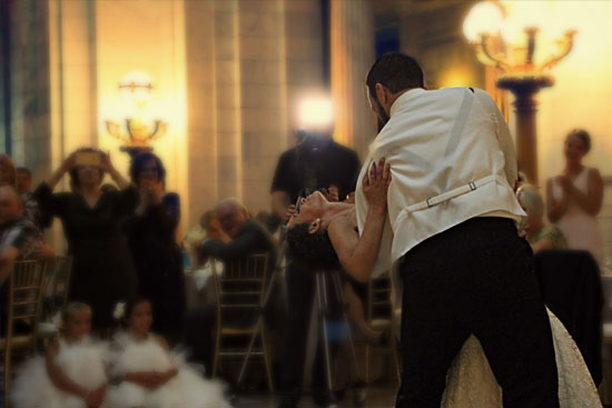 Fête de mariage musique