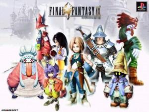 Final Fantasy IX !