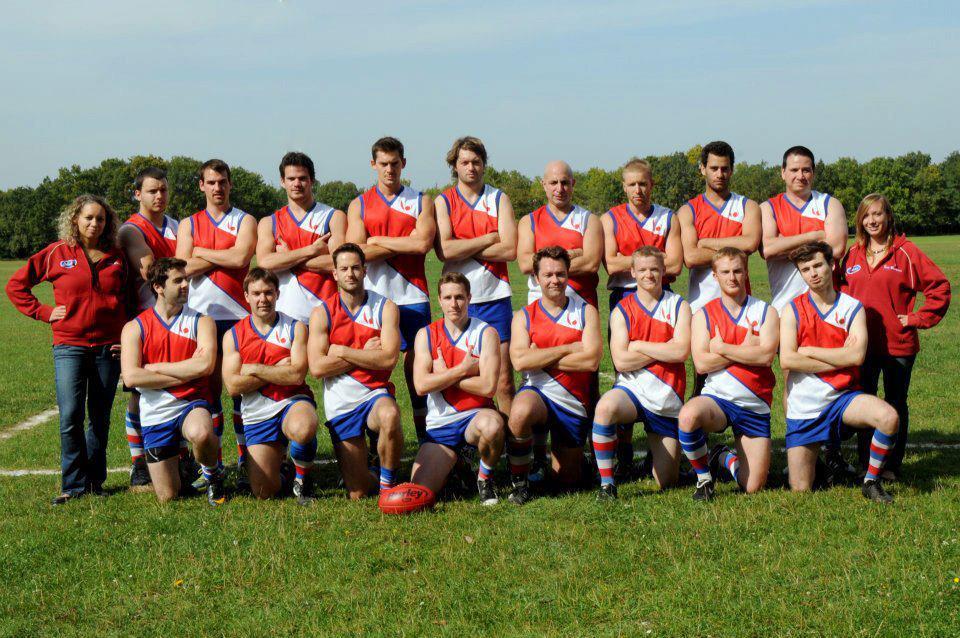 Equipe football australien